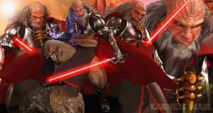 Star Wars KARNESS MUUR