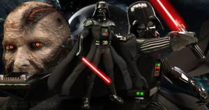 Star Wars DARTH VADER by JArtistfact