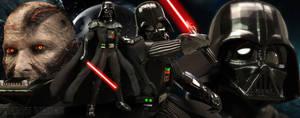 Star Wars DARTH VADER Extended