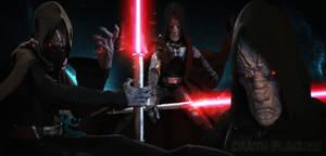 Star Wars DARTH PLAGUEIS by JArtistfact