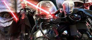 Star Wars DARTH TENEBROUS by JArtistfact