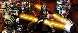 Star Wars DARTH SIMI by JArtistfact