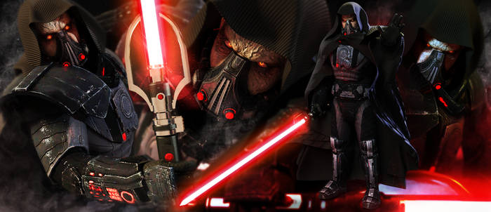 Star Wars DARTH MALGUS