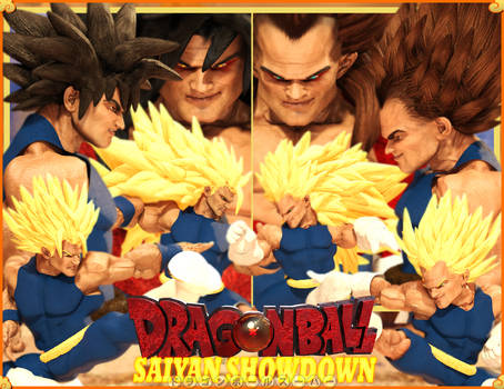 Dragonball Saiyan Showdown