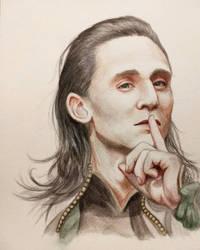 Loki Laufeyson - Marvel / Avengers by Seltiair