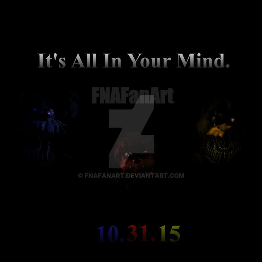 FNAF 4 Teaser (FAN MADE) by FNAFanArt on DeviantArt