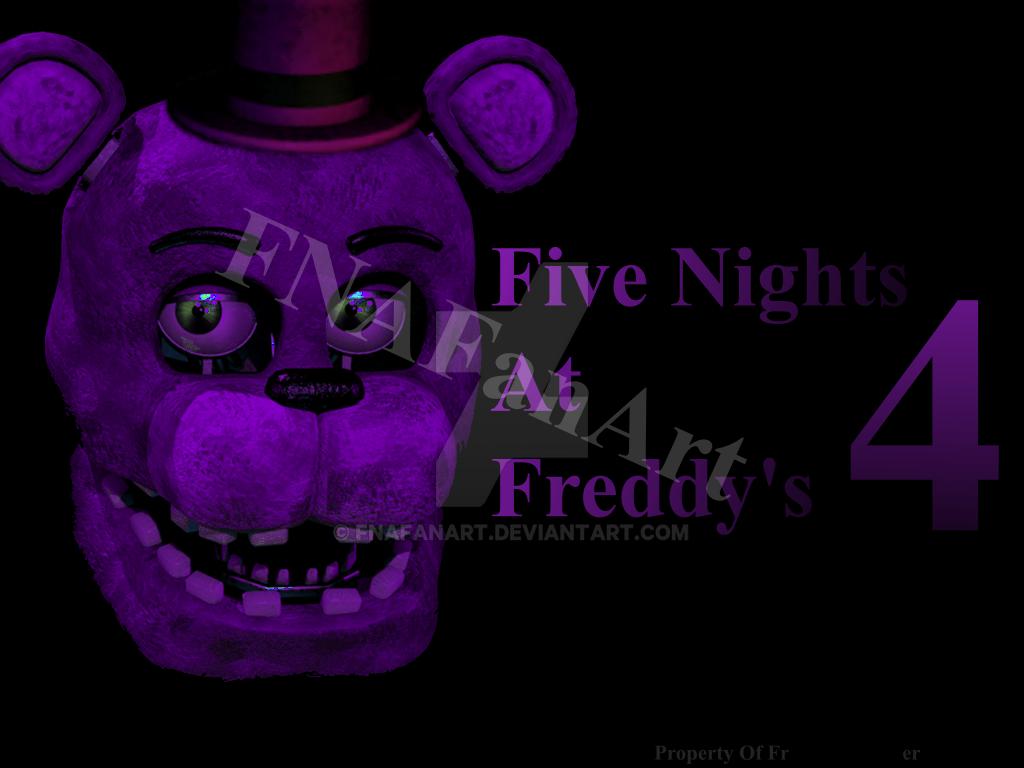Fnaf 4 Fan Made