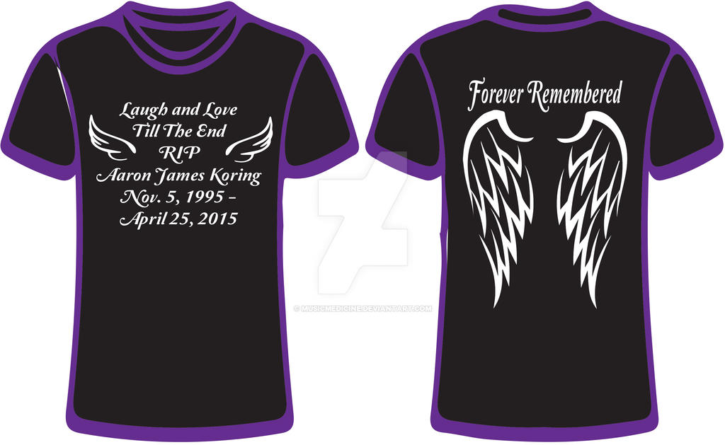 awesome memorial t shirt design ideas pictures decorating - Ideas For Shirt Designs