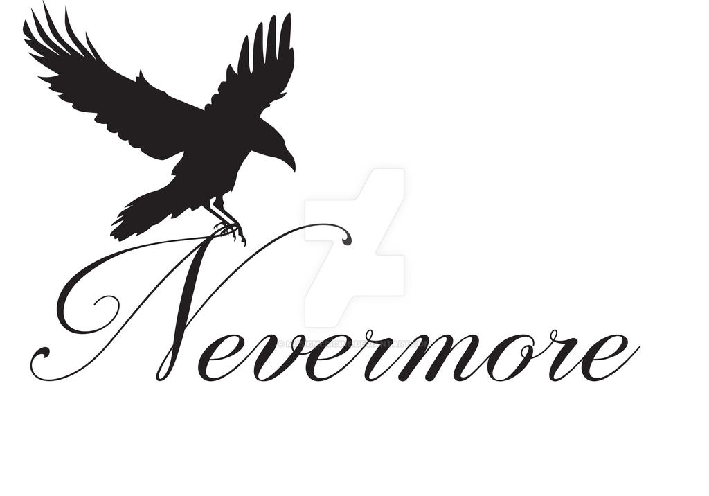 Nevermore Tattoo Concept by Clarice04 on DeviantArt