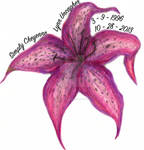 Memorial Tattoo Design