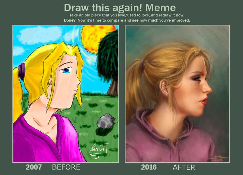 Draw This Again by Feig-Art