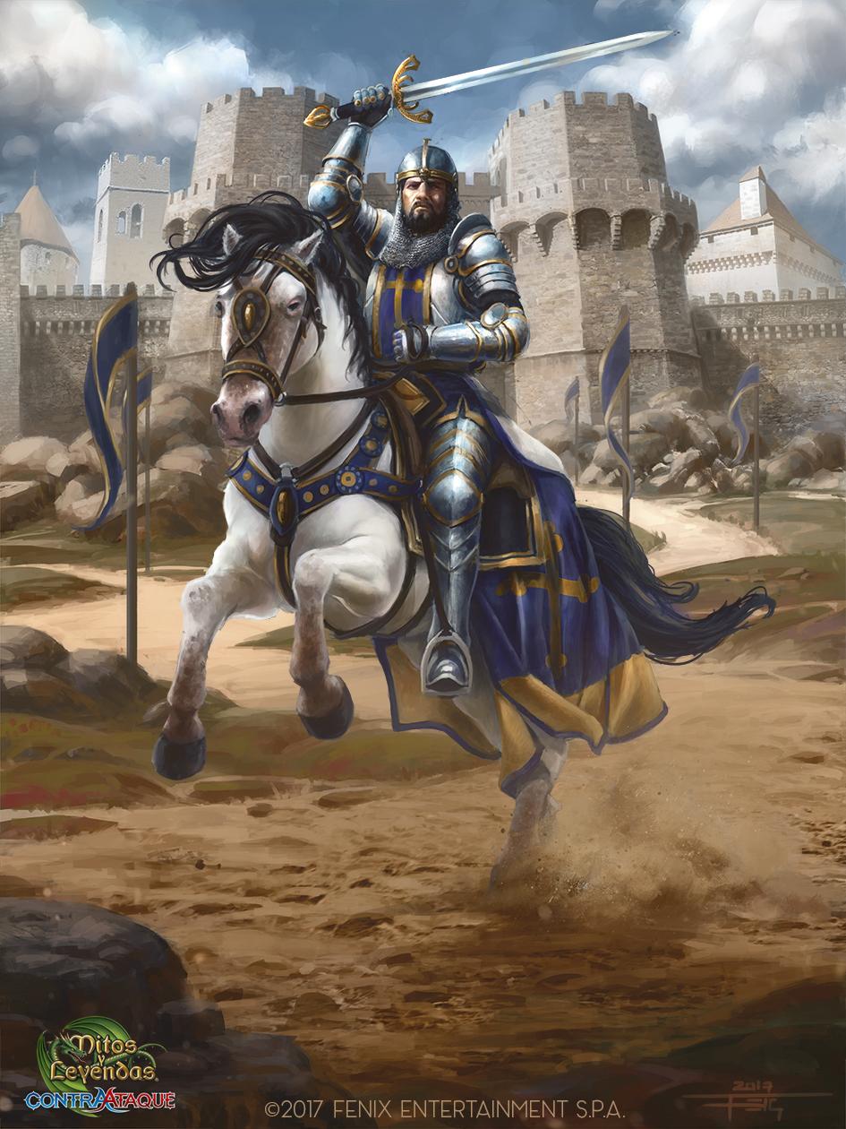 El Cid by Feig-Art