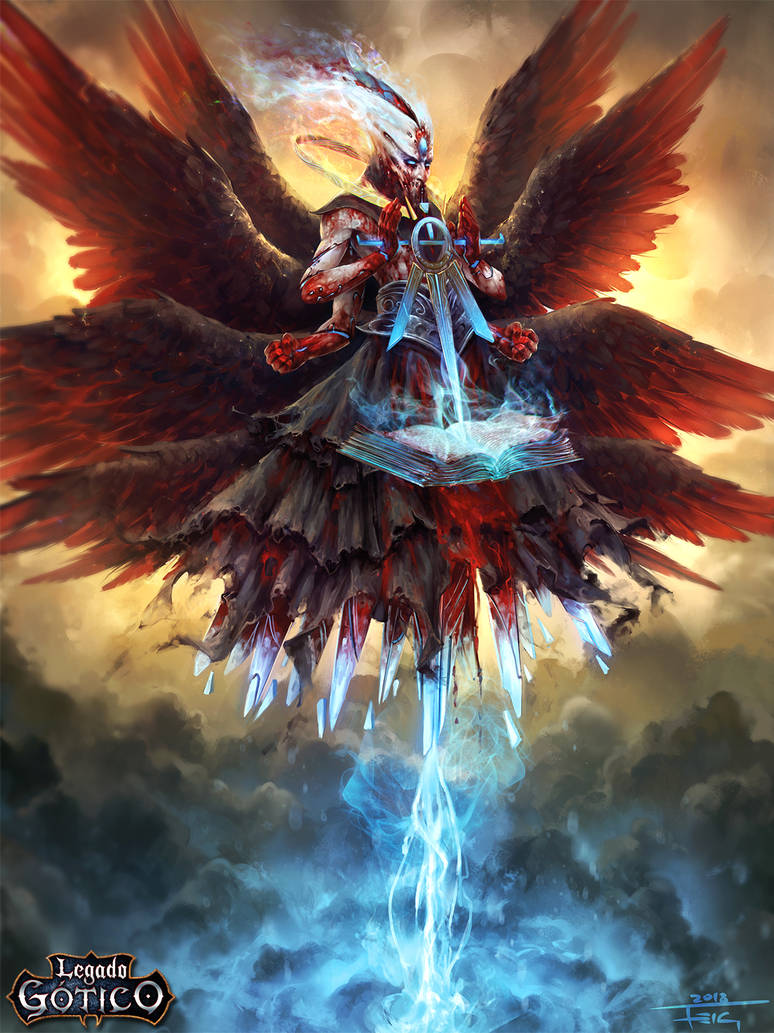 Azrael, Angel of Death
