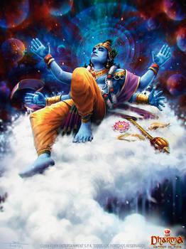 Dream of Vishnu