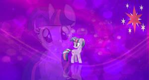 Crystal Twilight Wallpaper by TheGreatFrikken