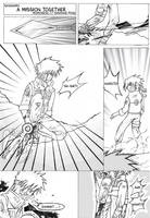 Mission Together - Sasunaru, 1 by Momodesu