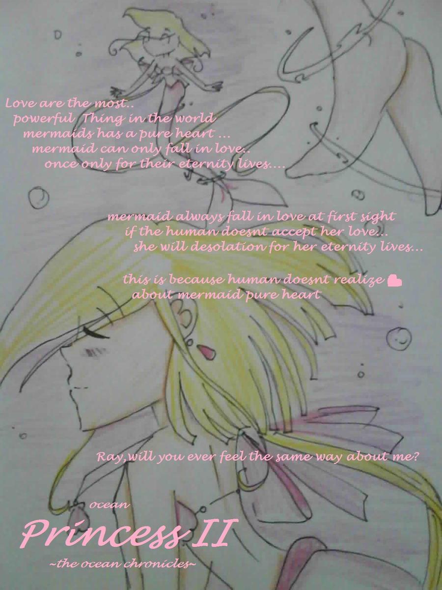 ocean princess II-intro- by Charming-Manatee on DeviantArt