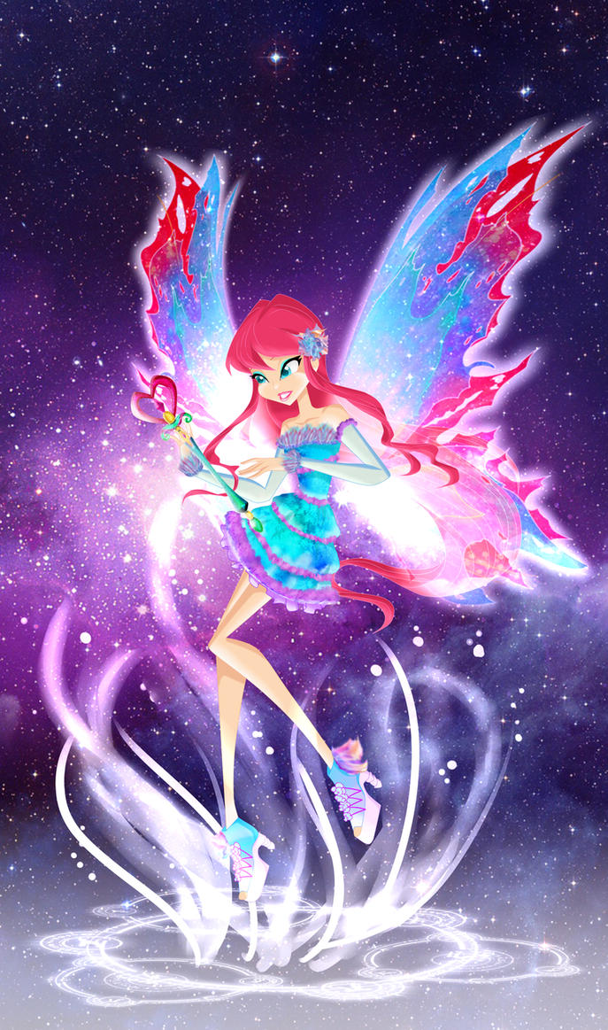 Magic Winx Mythix! by Charming-Manatee