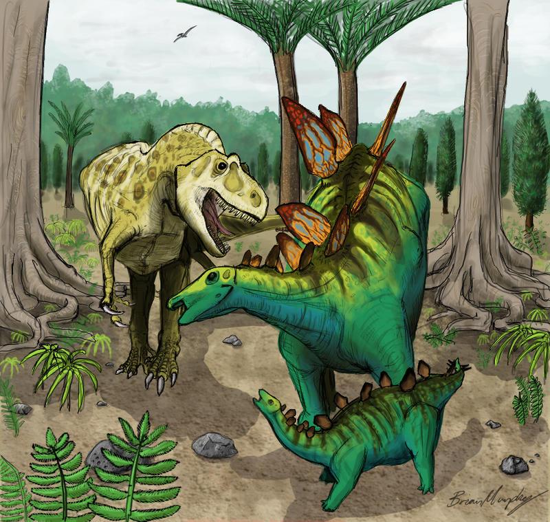 Tyrannosaurus Rex vs. Triceratops: http://images.fineartamerica.com ...
