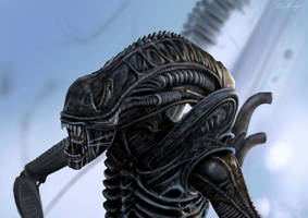 Aliens Alien by BrianJMurphy