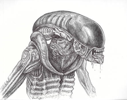 Dog Alien