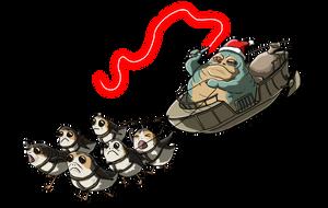 Merry Christmas De Wanna Wanga E Chu Ta!