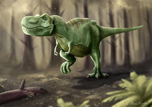 Jurassic Park Tyrannosaurus Rex