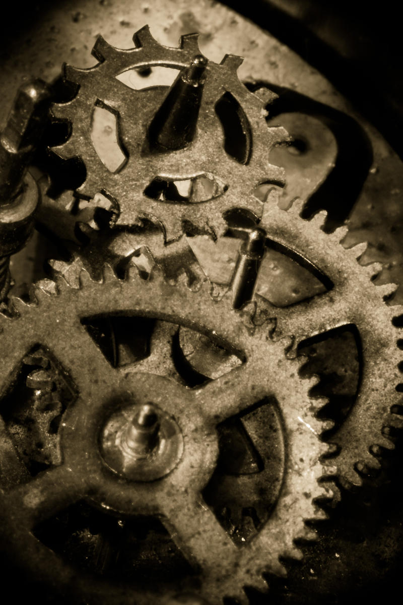 Cogs by OzShadow