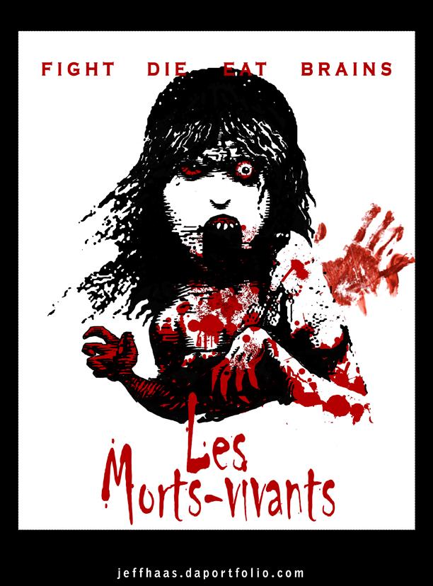 Les Morts-vivants by Ironear