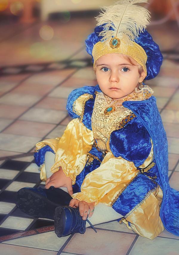 Principe azzurro by Roby17