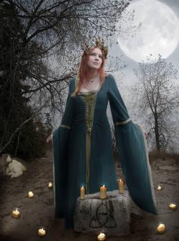 The Goddess Brigid's Imbolc