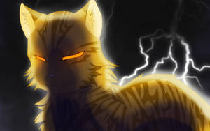 Thunder (WITH SPEEDPAINT!) by Shatterwing123