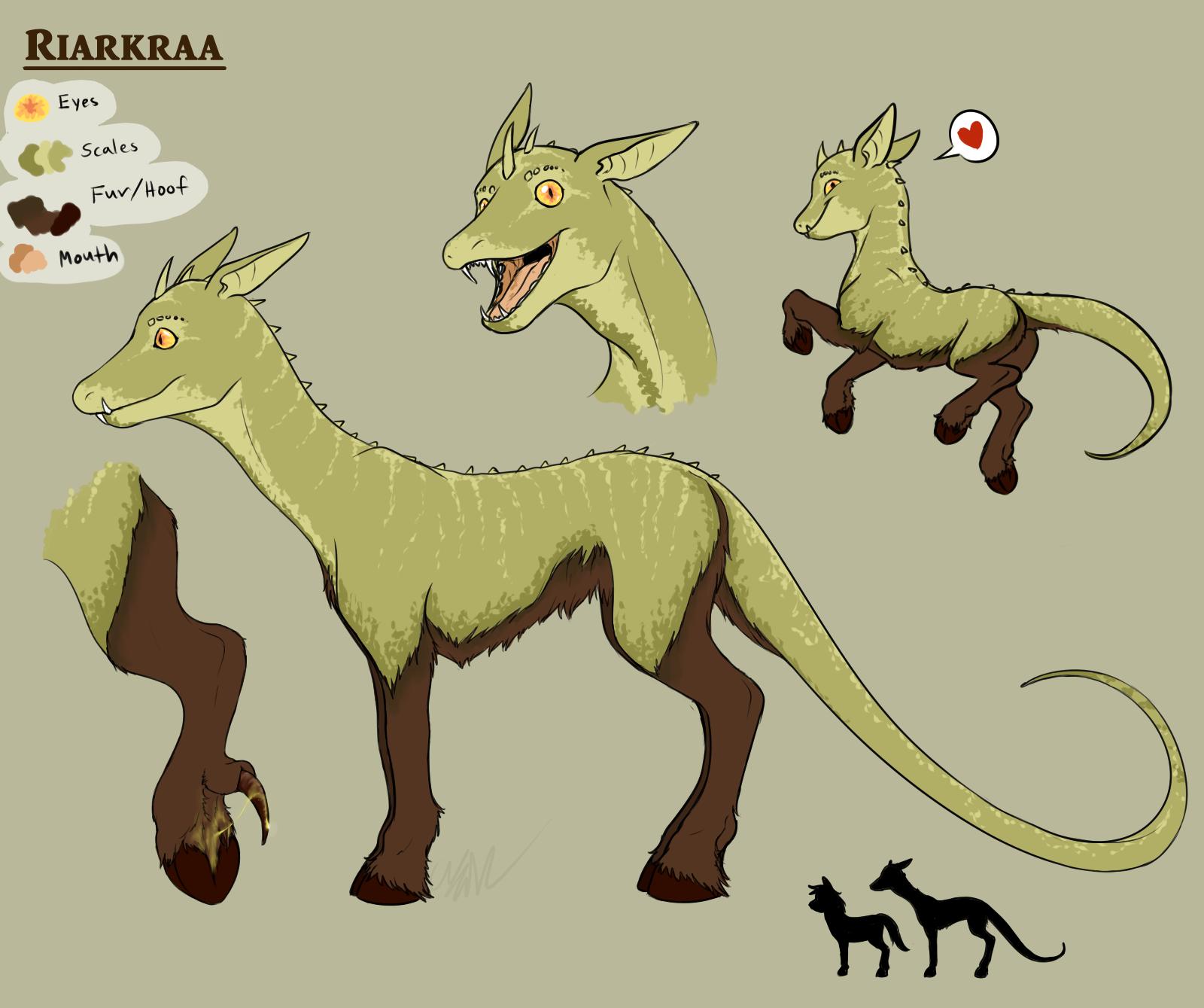 Riarkraa by Mereneth