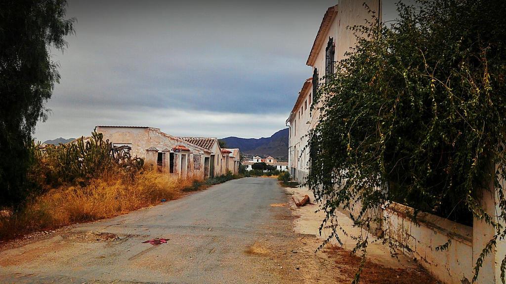 Old village by Ullyssess