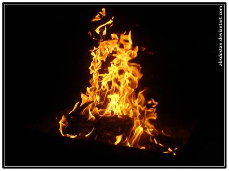 Char shanbe soori - Fire