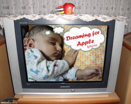 Dreaming for Apple