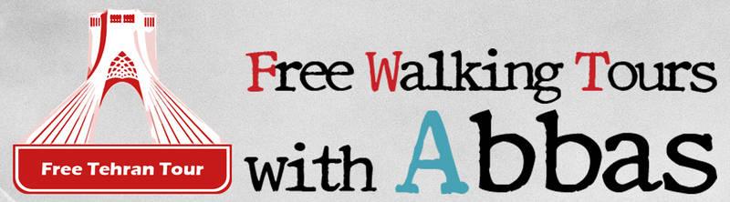 Free Walking Tours Tehran with Abbas