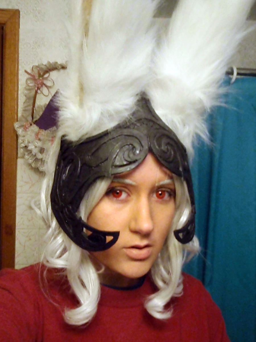 Fran Cosplay Progress by lunaecIipse