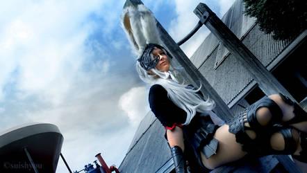Fran - Sky Pirate by lunaecIipse