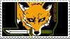 FOXHOUND stamp by hollyleafe