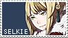 Selkie stamp by hollyleafe