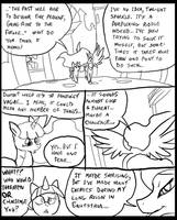 MLP Project Page 01 by Metal-Kitty
