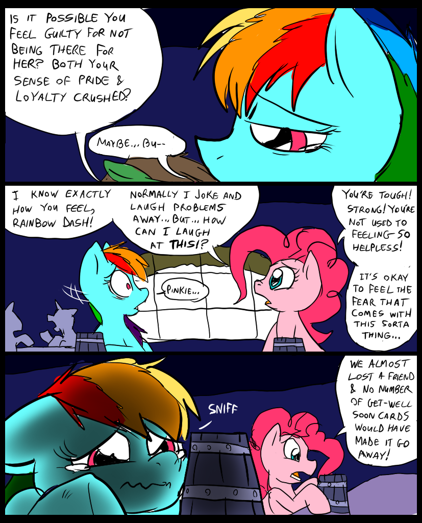 MLP Project 76 by Metal-Kitty