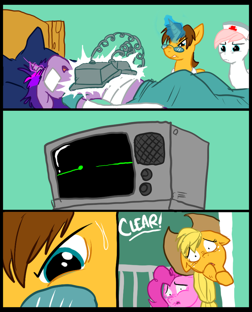 MLP Project 404 by Metal-Kitty on DeviantArt