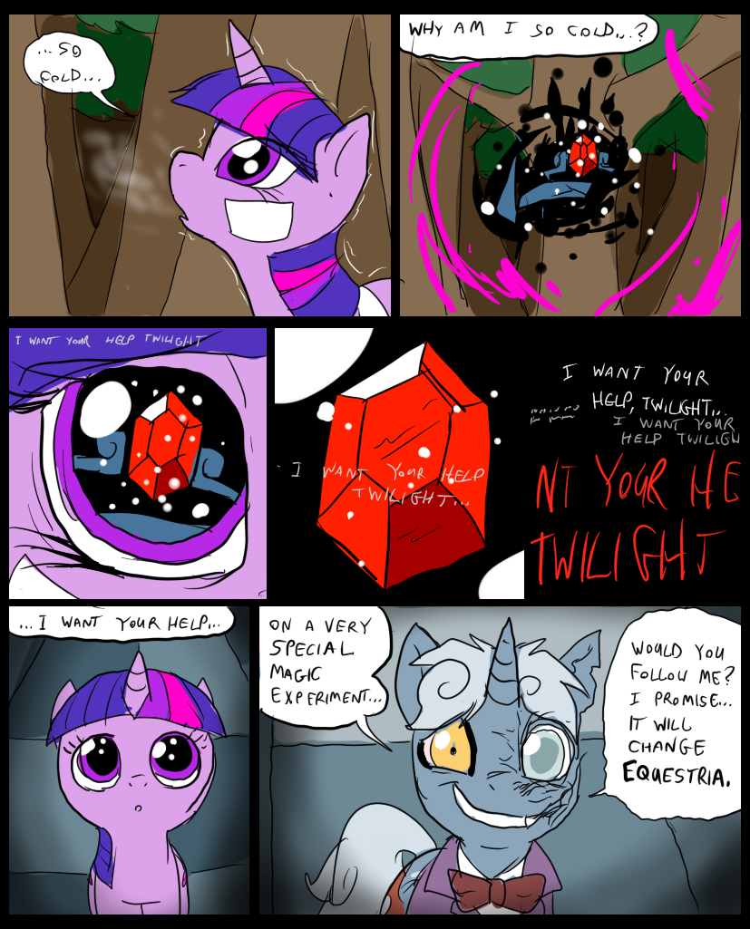 MLP Project 64 by Metal-Kitty on DeviantArt