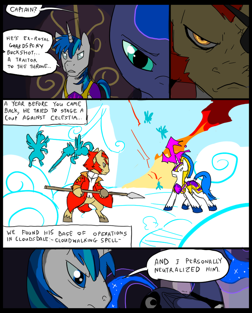 MLP Project 194 by Metal-Kitty on DeviantArt