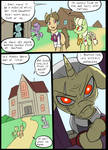 MLP Project - Blood is Thicker... 03