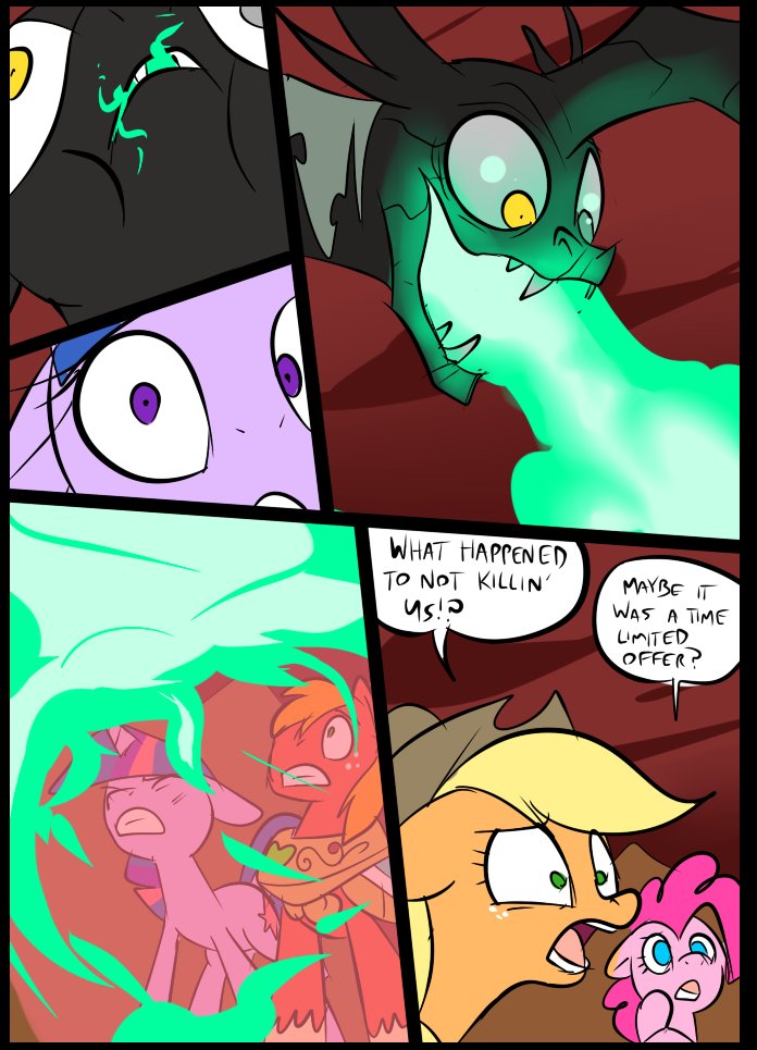 MLP Project 419 by Metal-Kitty