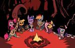 Darkest Ponies