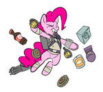 Fallout Ponies - Pinkie Pie
